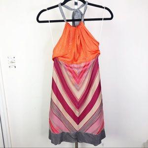 M Missoni Knit Halter Dress
